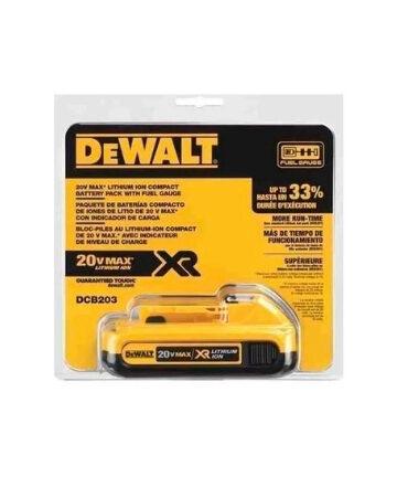 Batería 20v Max DCB203-B3 2,0 Ah