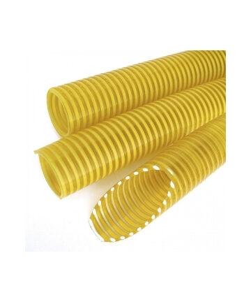 Manguera Anillada Plástica 2,3 y 4 Pulgadas